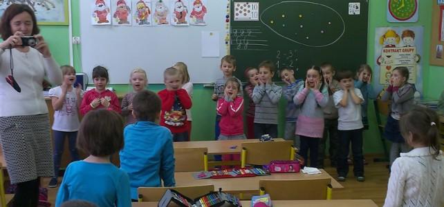 Wizyta w szkole – grudzień 2014