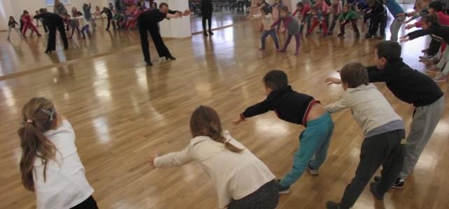 W szkole tańca – Listopad 2015