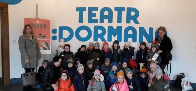 Wizyta w Teatrze Dzieci Zagłębia- grupa VI- luty 2020
