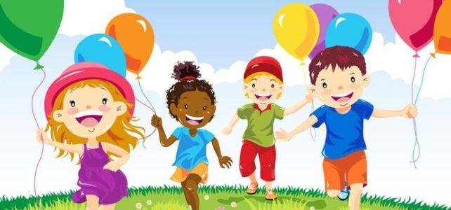 Bawimy się i uczymy online- Dzieci Świata
