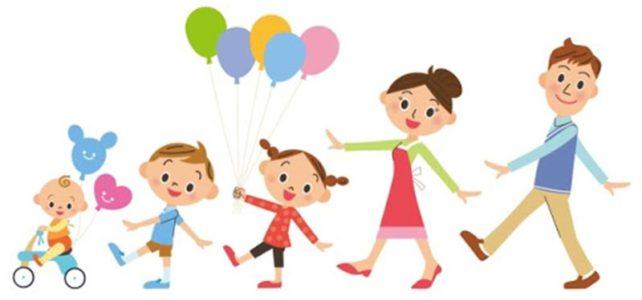 Bawimy się i uczymy online- Rodzina