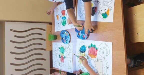 Międzynarodowy Dzień Przedszkolaka- wrzesień 2020