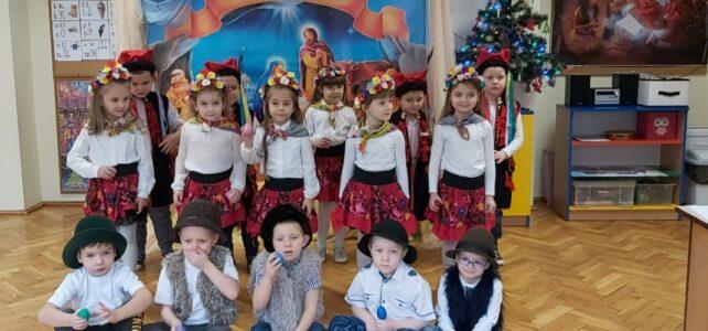 Wesołych Świąt życzą dzieci z gr IV – grudzień 2020